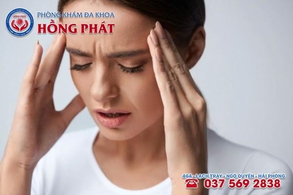 Thuốc tránh thai hàng ngày có thể gây tác dụng phụ đau đầu, chóng mắt cho người dùng