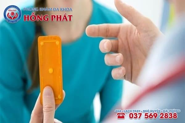 Cần dùng thuốc tránh thai khẩn cấp đúng chỉ dẫn của bác sĩ chuyên khoa
