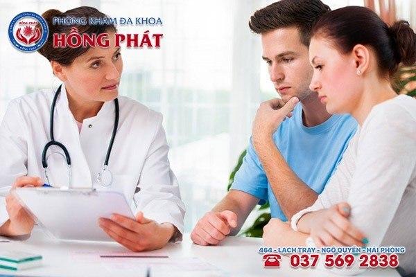 Để đảm bảo an toàn sau quan hệ có thụ thai hay không cần gặp bác sĩ ngay