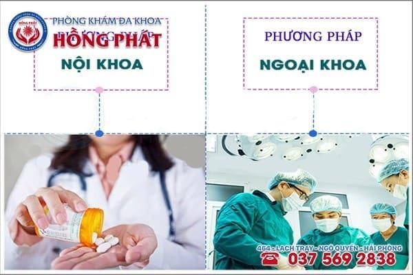 Nội ngoại khoa là 2 phương pháp điều trị tinh trùng vón cục như thạch hiệu quả