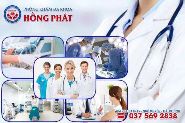 Đa khoa Hồng Phát là phòng khám sản phụ khoa chất lượng và chuyên nghiệp