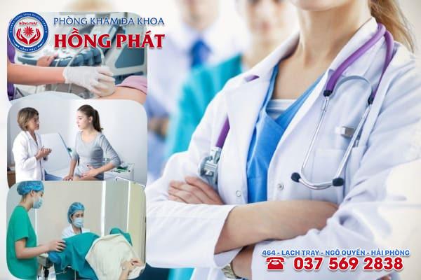 Phòng khám Hồng Phát là địa chỉ phá thai an toàn và uy tín