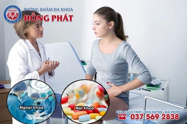Phòng khám Đa khoa Hồng Phát áp dụng những phương pháp điều trị bệnh viêm cổ tử cung lộ tuyến hiện đại