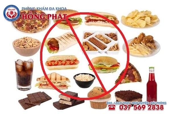 Viêm đường tiết niệu nên ăn gì?