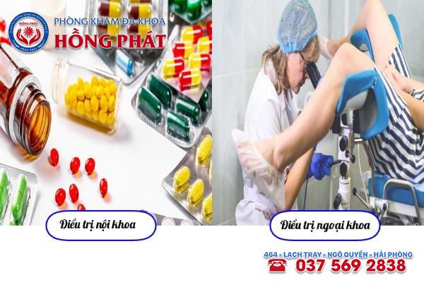 Phương pháp điều trị bệnh viêm nhiễm phụ khoa